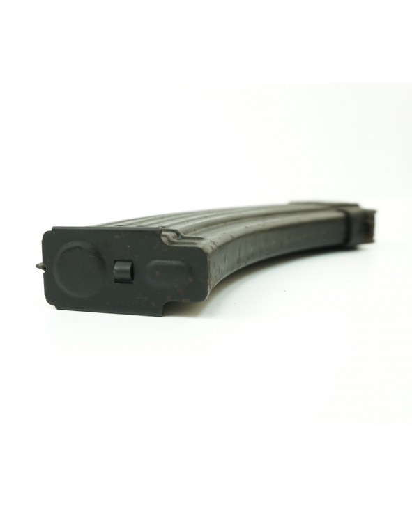 Магазин для АК-103/47/АКМ (7,62 мм) ребристый, черный металл