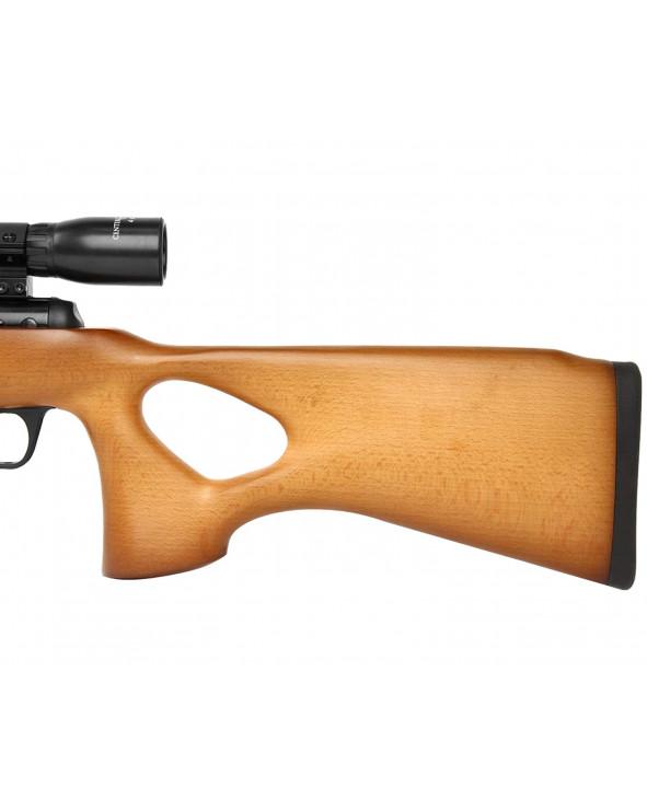 Пневматическая винтовка Crosman Valiant (дерево)