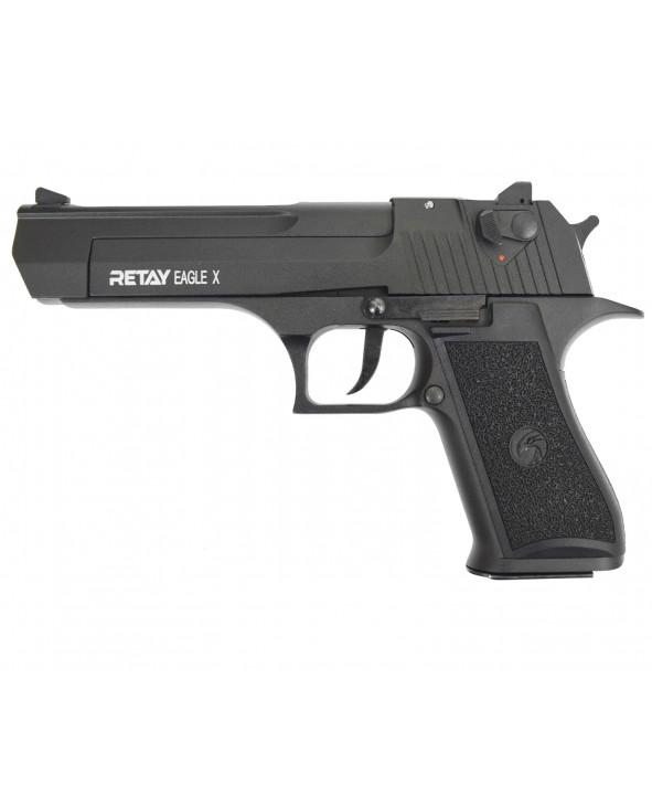 Охолощенный СХП пистолет Retay Eagle X (Desert Eagle) 9mm P.A.K