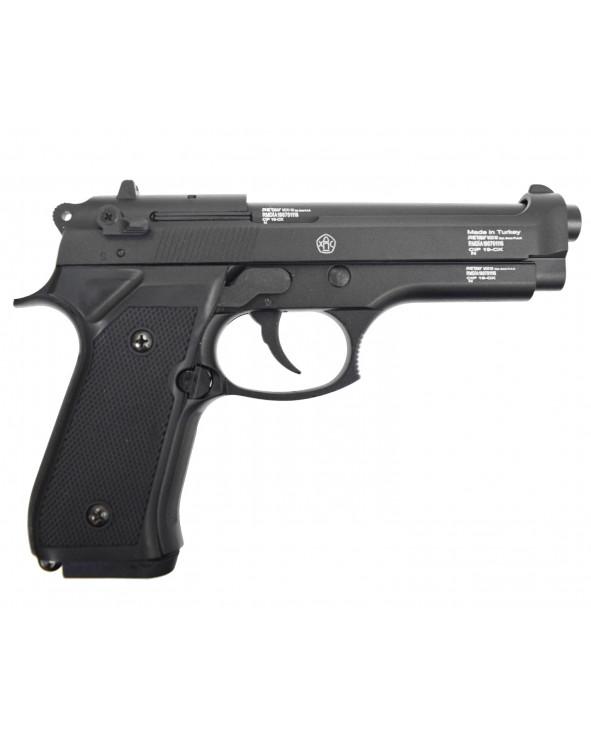 Охолощенный СХП пистолет Retay MOD92 (Beretta) 9mm P.A.K