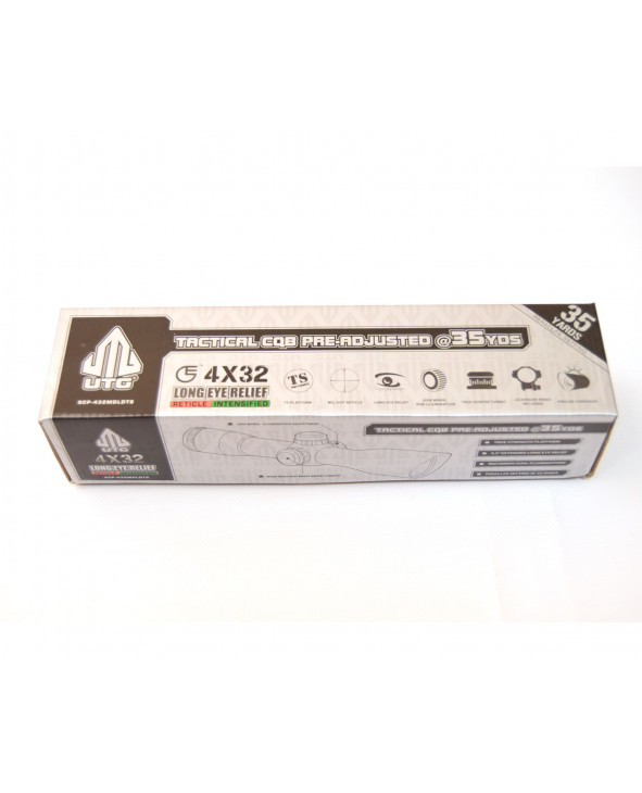 Оптический прицел Leapers 4x32 AO Full Size (SCP-432AOMDTS)