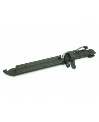 ММГ штык-нож НС-АК (6Х5) черный, без пропила