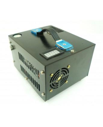 Компрессор компактный Patriot E12A «Тайфун» 250 атм + адаптер 220/12 В