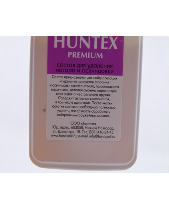 Состав для удаления нагара и освинцовки Huntex premium, 100 мл