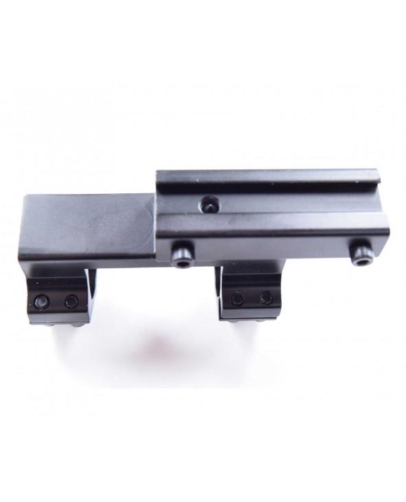 Кронштейн 25,4 мм монолит на «ласточкин хвост»