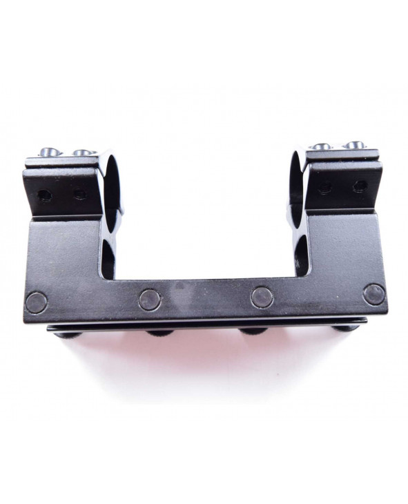 Кронштейн 25,4 мм быстросъемный монолит на Weaver