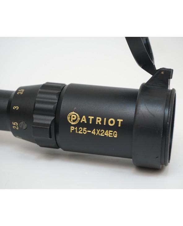 Оптический прицел Patriot P1.25-4x24 EG гравир. R12