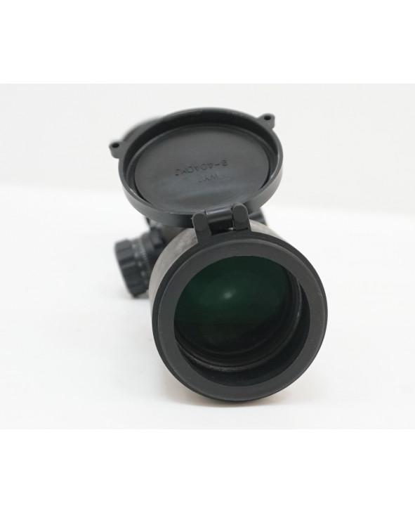 Оптический прицел Patriot P3-12x44 AOEG гравир. Mil-Dot Compact, 30 мм