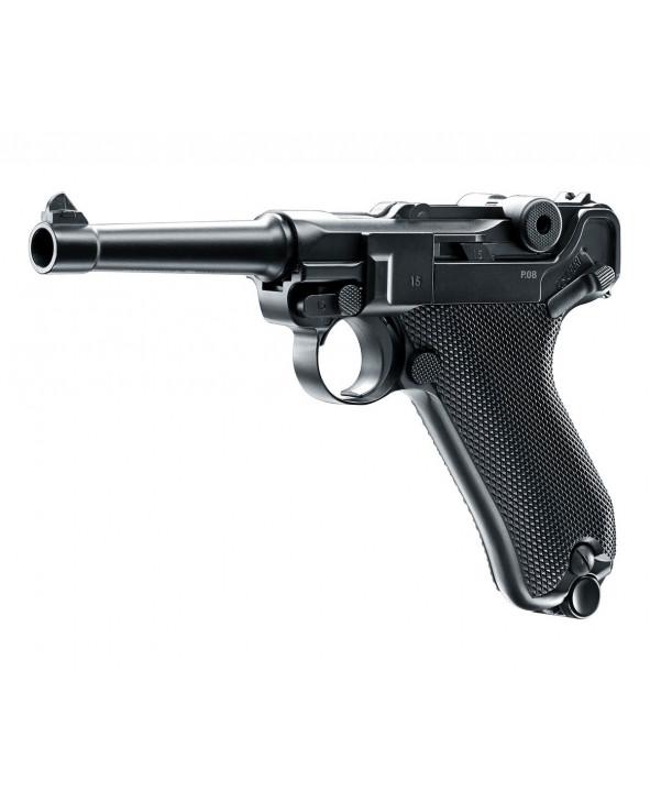 Пневматический пистолет Umarex P.08 (Parabellum) blowback
