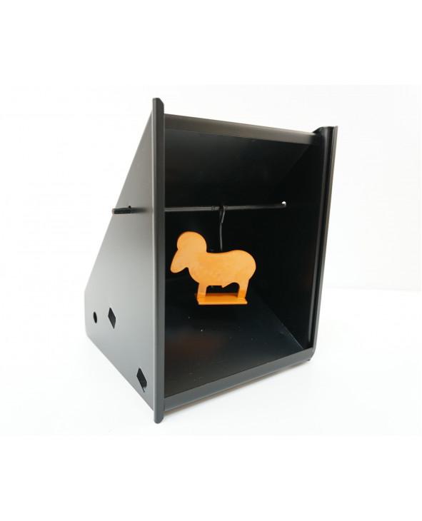 Мишень-пулеулавливатель конический Kamila Trading, 1 мишень (4 в комплекте)