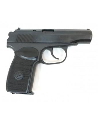 Охолощенный СХП пистолет Макарова Р-411-02 (кованый затвор) 10ТК