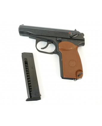 Сигнальный пистолет МР-371-03 (с бородой) + автоматика