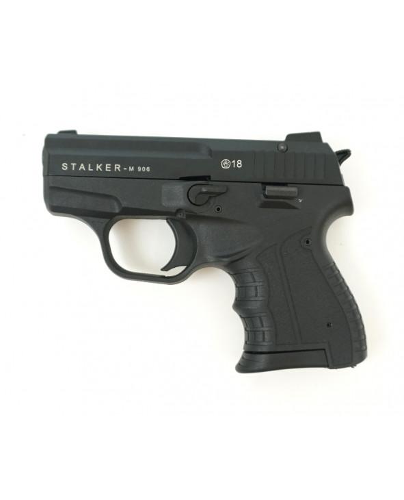 Сигнальный пистолет Stalker 906 (черный)