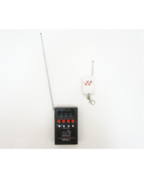 Пусковое устройство RAG УПР-04Х1 (4 канала)