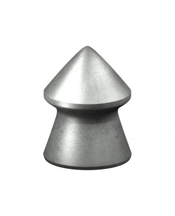 Пули Crosman Pointed 4,5 мм, 0,48 грамм, 1250 штук