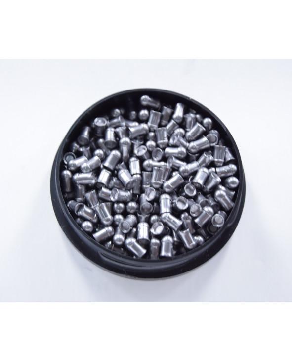 Пули Шмель «Булава» (округлые) 4,5 мм, 0,96 г, 350 штук