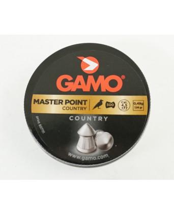 Пули Gamo Master Point 4,5 мм, 0,49 грамм, 500 штук