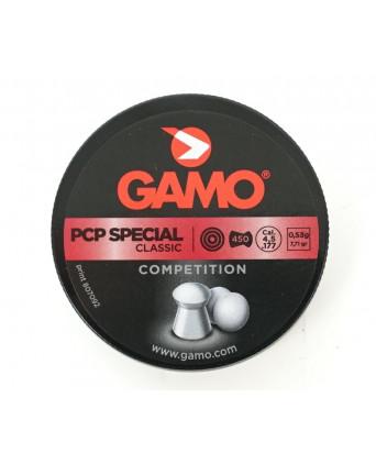Пули Gamo PCP Special 4,5 мм, 0,52 грамм, 450 штук