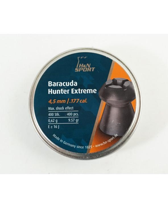 Пули H&N Baracuda Hunter Extreme 4,5 мм, 0,62 грамм, 400 штук