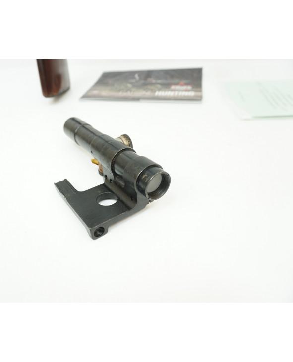 Охолощенная СХП снайперская винтовка Мосина КО-91/30-СХ (СО-СВМ ПУ) 7,62x54