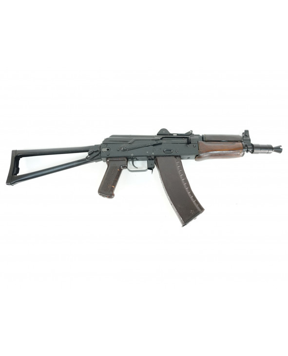 Охолощенный СХП автомат Калашникова АКС-74У (АКСУ, ТОЗ) 5,45x39