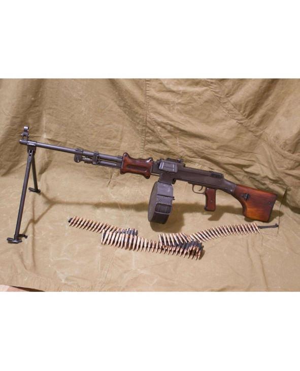 Охолощенный СХП ручной пулемет Дегтярева РПДХ-СХ (РПД-44, ЗиД) 7,62x39