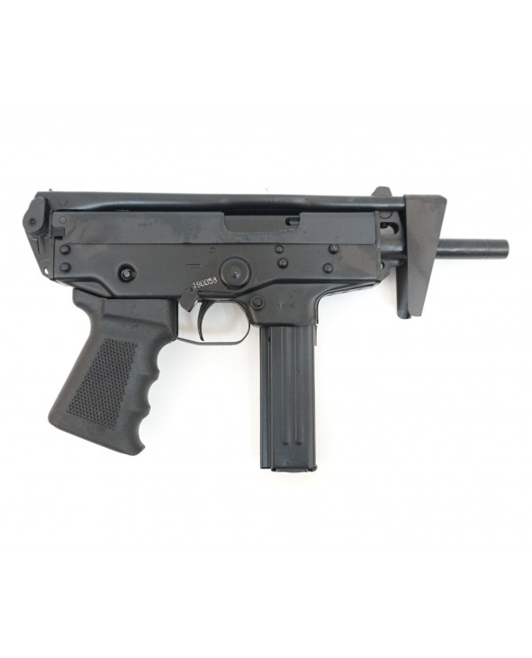 Охолощенный СХП пистолет-пулемет ПП-91-СХ «Кедр», 10ТК