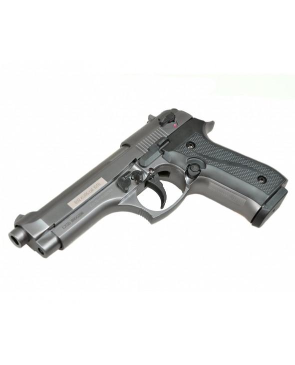Охолощенный СХП пистолет B92 Kurs (Beretta) 10ТК, фумо/графит