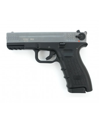 Охолощенный СХП пистолет K17 Kurs (Glock 17) 10ТК, пепельный