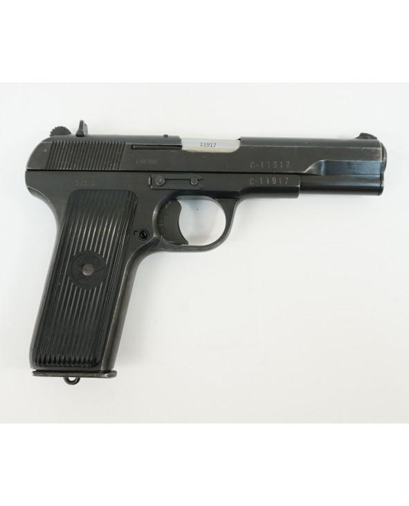 Охолощенный СХП пистолет Tokarev-СО (Zastava M57) 10x31