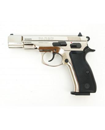 Охолощенный СХП пистолет Z75 Kurs (CZ 75) 10ТК, хром