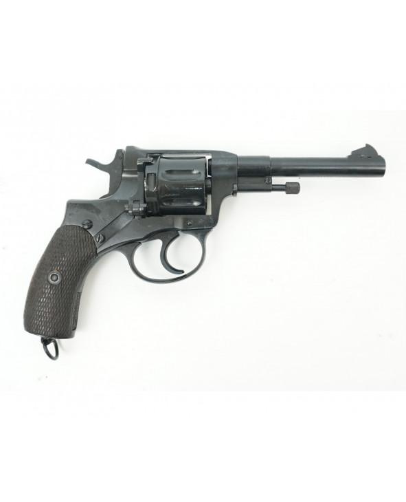 Охолощенный СХП револьвер СХ-Наган ИЖ-172, с 1918 (Ижмаш) 10ТК