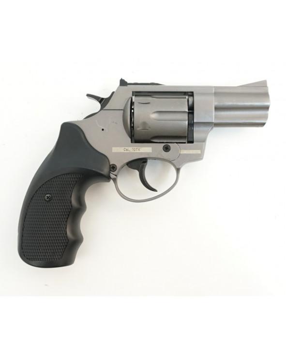 """Охолощенный СХП револьвер Taurus Kurs (2,5"""") 10ТК, фумо/графит"""