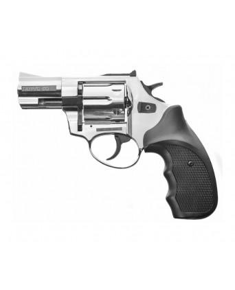 """Охолощенный СХП револьвер Taurus Kurs (2,5"""") 10ТК, хром"""