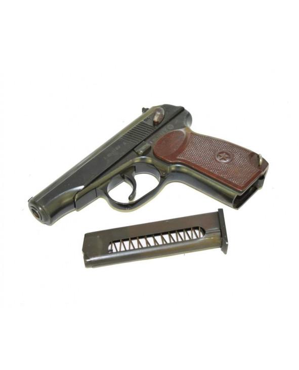 Охолощенный СХП пистолет ПМ-СХ (Макарова) 10ТК