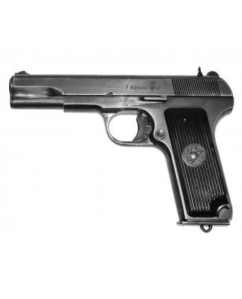 Охолощенный СХП пистолет Tokarev-СО (Zastava M57)