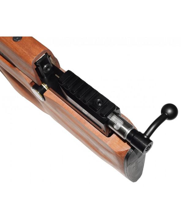 Пневматическая винтовка Ataman ML15 Булл-пап (дерево, 3 Дж) 6,35 мм