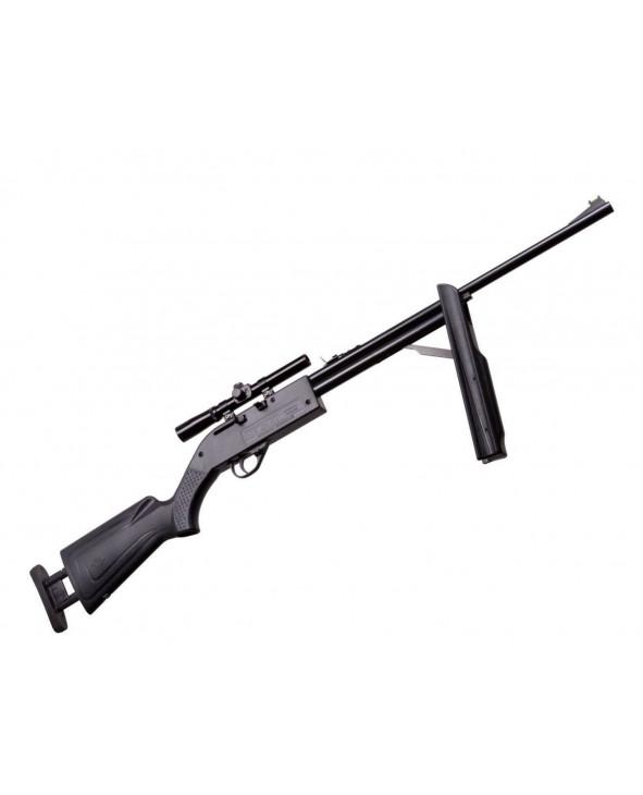 Пневматическая винтовка Crosman Recruit RCT525X (3 Дж, прицел 4x15)