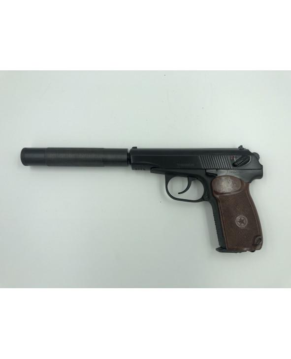 Пневматический пистолет МР-654К-20 Тюнинг (ПМ, Макарова)