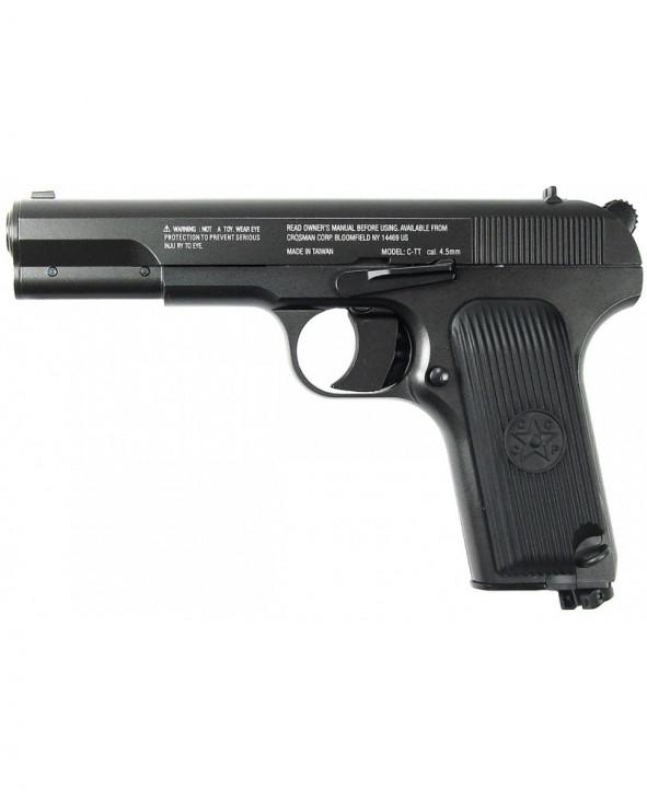 Пневматический пистолет Crosman C-TT Blowback (Токарева)