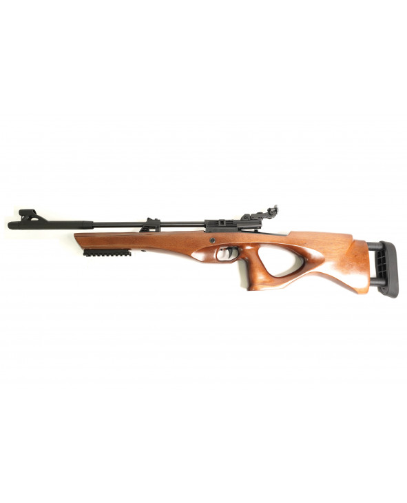 Пневматическая винтовка МР-61-12 (дерево)
