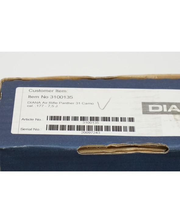 Пневматическая винтовка Diana 31 Panther Camo