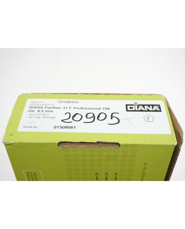 Пневматическая винтовка Diana 31 Panther Pro