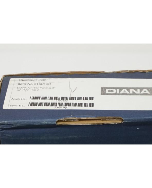 Пневматическая винтовка Diana 31 Panther