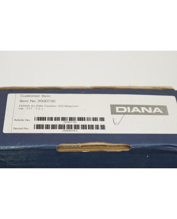 Пневматическая винтовка Diana 350 F Panther Magnum