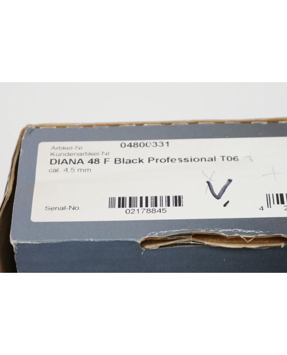 Пневматическая винтовка Diana 48 Black Pro (боковой взвод)