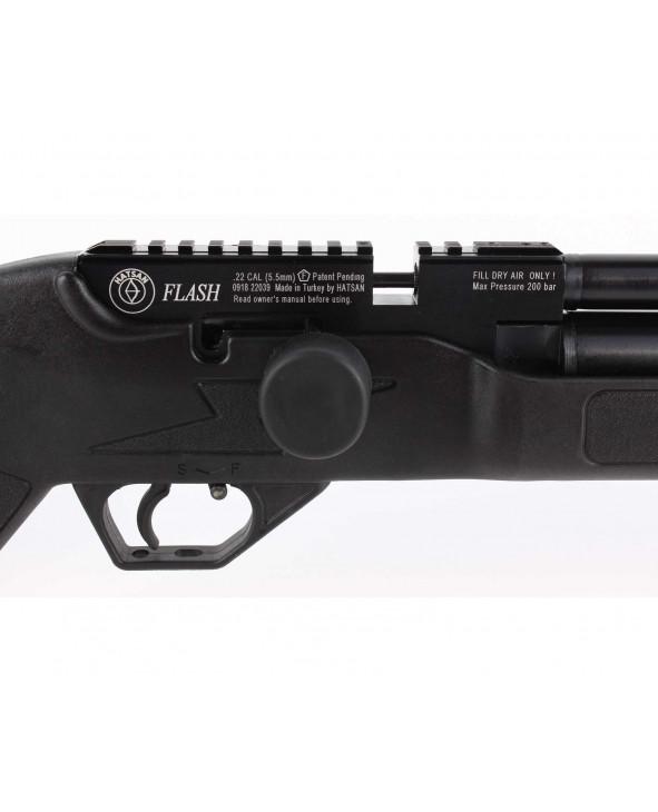 Пневматическая винтовка Hatsan Flash QE (PCP, 3 Дж) 5,5 мм
