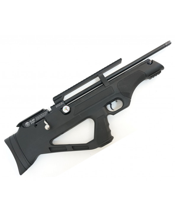 Пневматическая винтовка Hatsan Flashpup-S (пластик, PCP, 3 Дж) 5,5 мм