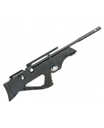 Пневматическая винтовка Hatsan Flashpup-S QE (пластик, PCP, 3 Дж) 6,35 мм