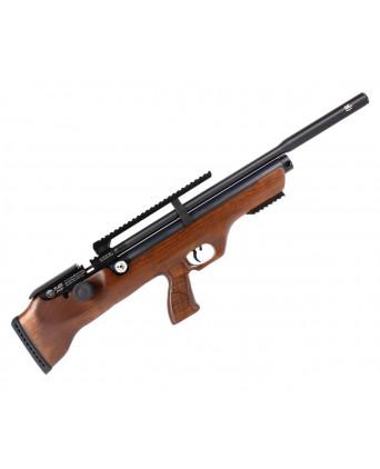 Пневматическая винтовка Hatsan Flashpup-W QE (дерево, PCP, 3 Дж) 5,5 мм